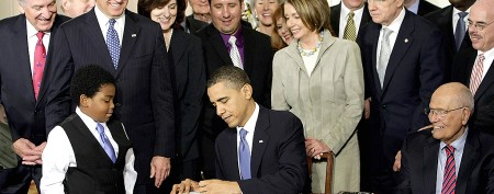 'Obamacare' turns 3 amid political rancor