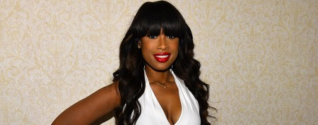 Jennifer Hudson's white-hot ensemble