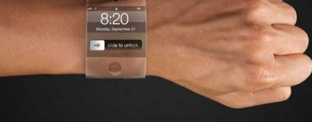Cool images of how the iWatch might look