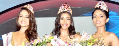 Meet your new Miss India 2013