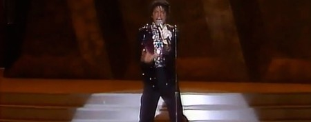 It wasn't Jackson who invented the moonwalk
