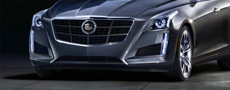 Cadillac's bigger, lighter high-end sedan