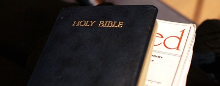 Man's $10K offer to debunk Bible claims