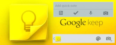 Review: `Google Keep' note-taking app