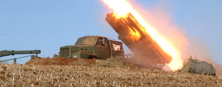 North Korea issues alarming artillery threats
