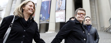 Meet the couples at the heart of Prop 8 fight