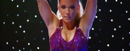 Reality star's meltdown on 'Splash'
