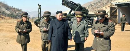 N. Korea severs crucial link as tensions soar