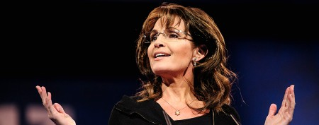 Sarah Palin trying to stay relevant