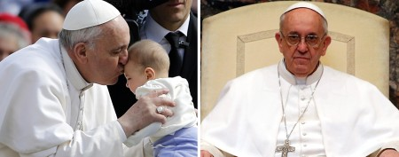 Pope: Folksy charmer or beguiling politician?
