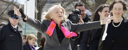 DOMA widow on marriage: 'It's magic'
