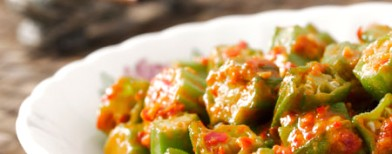 MasterChef Recipes: Bharwa Bhindi
