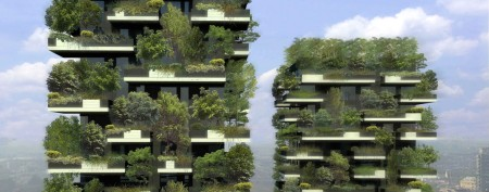 'Vertical forest' skyscrapers coming to Italy