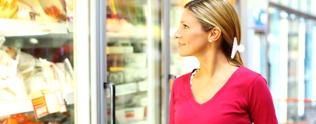 Don't feel guilty buying these frozen foods