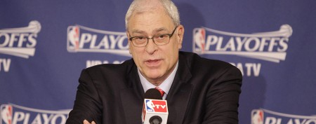 Phil Jackson's funny first tweet