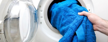 How to dry a load of laundry more quickly