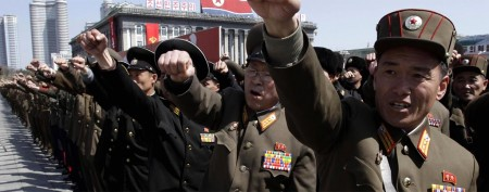 N. Korea vows to 'settle accounts' with U.S.