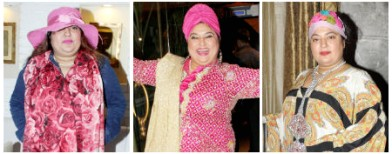 Hats off to Dolly Bindra's high style!