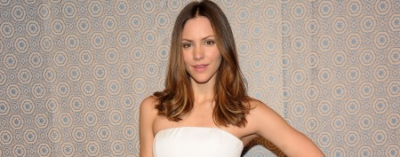 Katharine McPhee chops off her hair