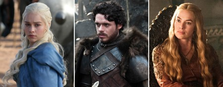 'Thrones' stars' surprising real-life looks