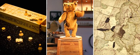 The oldest toys in the world