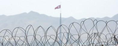Inside North Korea's demilitarised zone