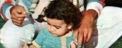 Can you guess who this little boy is?