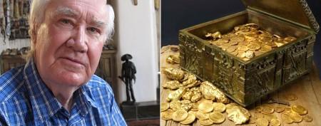 Elaborate treasure hunt or 'private joke'?