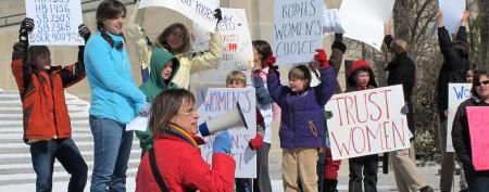 Legal battle over abortion heats up