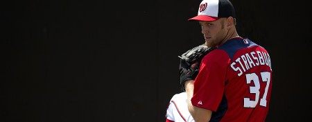 Who tops Nationals' brilliant strikeout artist?