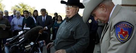 Deaths of Texas D.A., wife 'not a random act'