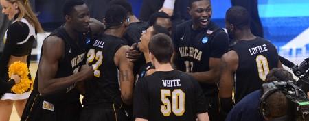 Wichita State shocks college basketball