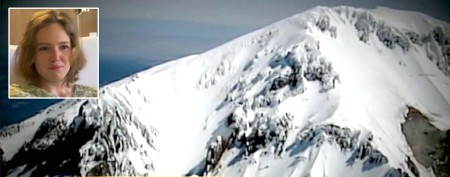 Hiker survives six days on snowy mountain