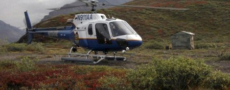 3 feared dead in Alaska rescue copter crash