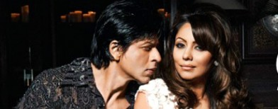 Exclusive: SRK and Gauri's romance