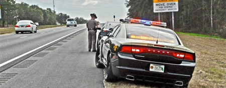 Trooper fired for not writing speeding ticket