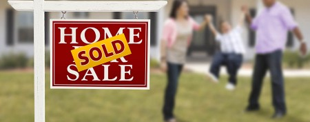 Generation that's finally buying homes