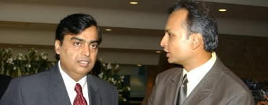Ambani brothers ink Rs 12 billion deal