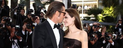 Get lessons in love from Brangelina