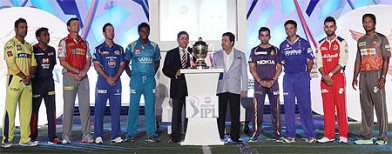IPL6 kicks off in Kolkata