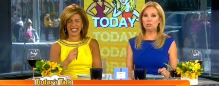 Kathie Lee's blunder on live TV