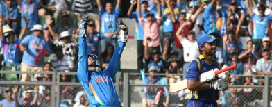 2011 World Cup: India's road to glory