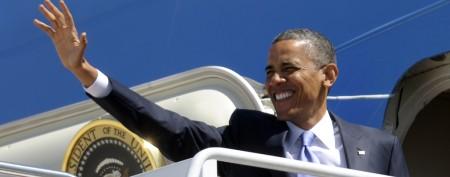 Obama to return percentage of his salary