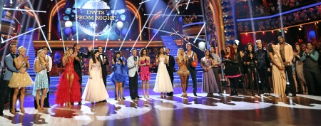 Second celeb exits 'Dancing With the Stars'