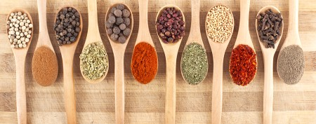 Spices that give your body a healthy boost