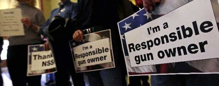 Connecticut adopts tough new gun laws
