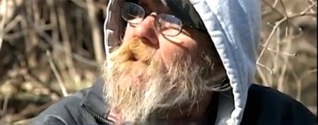Homeless man's plans for $50,000 jackpot