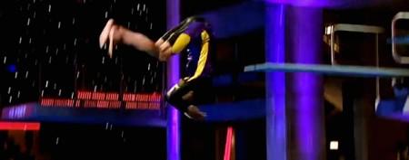 Kareem explains his tough 'Splash' landing
