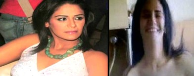 Police: Mona Singh's MMS clip is morphed