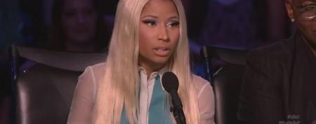Nicki Minaj's wacky 'Idol' outburst